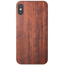 Кейси iPhone X Wooden Series