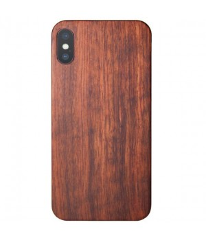 Кейси iPhone X Wooden Series