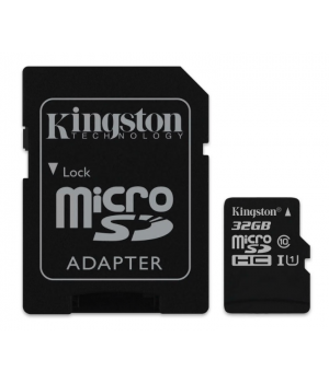Флешки Kingstone Micro SD 32 GB