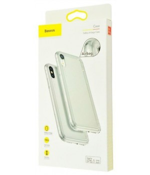 Кейси iPhone Xs Max Baseus Safety Airbag Case transparent