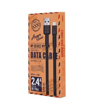 Кабелі Micro Remax Armor Series Data Cable for Micro