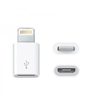 Перехідники Apple Lightning to Micro USB Adapter Original
