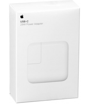 Зарядні для MacBook Apple USB-C Power Adapter 29W Original