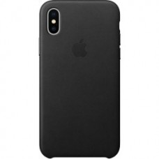 Кейси iPhone X Apple Leather Case Copy