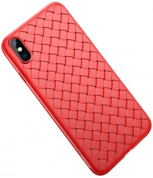 Кейси iPhone X Rock Ultrathin Weaving