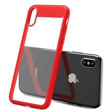 Кейси iPhone X Rock Clarity Series