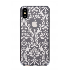 Кейси iPhone X Devia Crystal Baroque Case