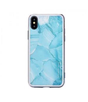Кейси iPhone X Devia Landscape Case