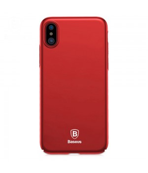 Кейси iPhone X Baseus Thin Case