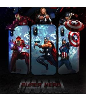 Кейси iPhone X Joyroom Marvel Series