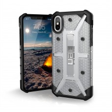 Кейси iPhone X UAG Plasma