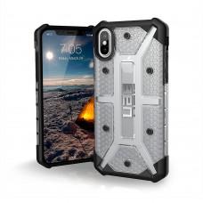 Кейси iPhone X UAG Plasma