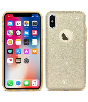 Кейси iPhone X F-Shang Glitter Fashion