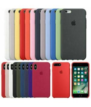 Кейси iPhone 7plus/8plus Apple Silicone Case Copy