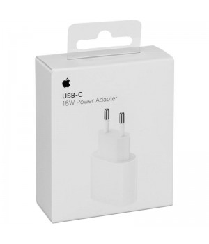 Блоки живлення Apple USB-C Power Adapter 18W Original