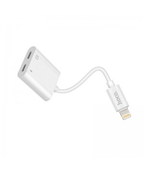 Автозарядне Hoco LS5 Dainty Digital Audio Converter for Apple