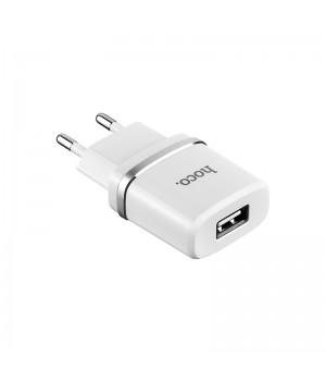 Автозарядне Hoco Charger C11 Smart Single USB