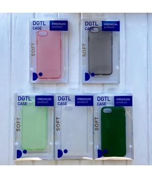 Кейси iPhone 7/8 DGTL Soft Series