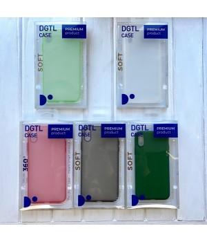 Кейси iPhone Xs Max DGTL Soft Series