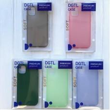 Кейси iPhone 11 Pro DGTL Soft Series
