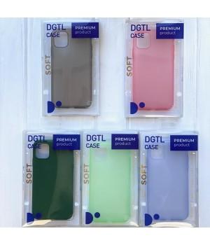 Кейси iPhone 11 DGTL Soft Series