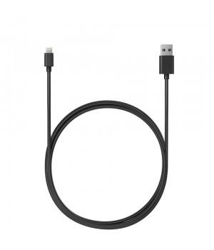 Кабелі Apple Lightning to USB Cable 1m Original black