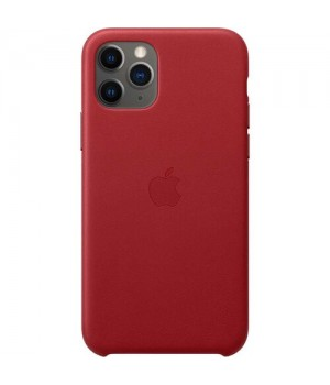 Кейси iPhone 11 Pro Max Apple Leather Case HQ