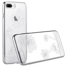 Кейси iPhone 6plus/6Splus Comma Crystal Flora
