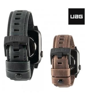 Аксесуари iWatch Ремінець UAG Leather band 38/40mm