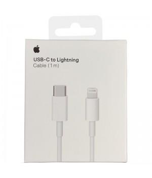 Кабелі Apple USB-C to Lightning Cable 1m copy