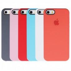 Кейси iPhone 5/5S/SE Apple Silicone Case Copy