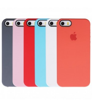 Кейси iPhone 5/5S/SE Apple Silicone Case Copy