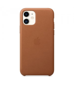 Кейси iPhone 11 Apple Leather Case HQ