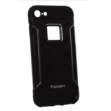 Кейси iPhone 7/8 TPU Spigen Metal Case