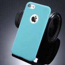 Кейси iPhone 7/8 Матовий з вирізом силікон