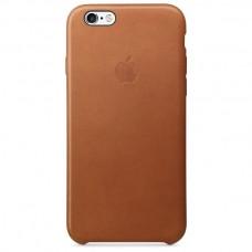 Кейси iPhone 6plus/6Splus Apple Leather Case Copy