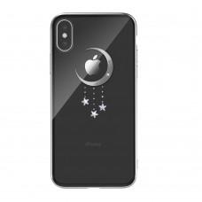 Кейси iPhone XS Devia Meteor Crystal Series Case