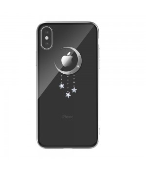 Кейси iPhone XS Devia Meteor Crystal Series Case