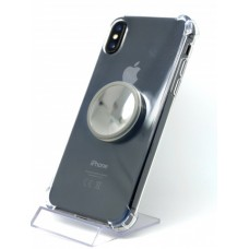 Кейси iPhone XS Devia Collapsible Grip and Stand Case