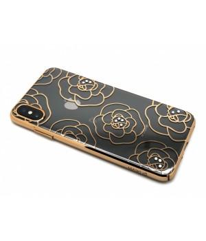 Кейси iPhone XS Devia Camelia Crystal Series Case