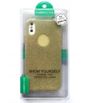 Кейси iPhone XR Glass Case Fashion