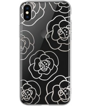 Кейси iPhone XS Max Devia Camelia Crystal Series Case