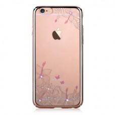 Кейси iPhone 6/6S Devia Crystal Engaging Series