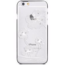 Кейси iPhone 6/6S Comma Crystal Flora
