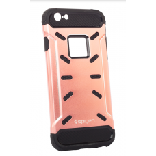 Кейси iPhone 6/6S Spigen TPU Metal Case