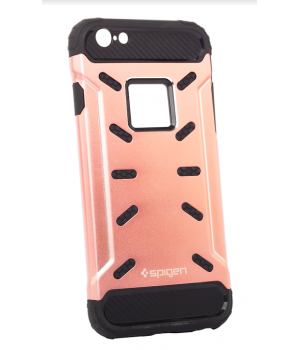 Кейси iPhone 6/6S Spigen TPU Metal Case