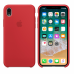 Кейси iPhone XS Apple Silicone Case Full Cover