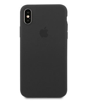 Кейси iPhone XS Max Apple Silicone Case Full Cover