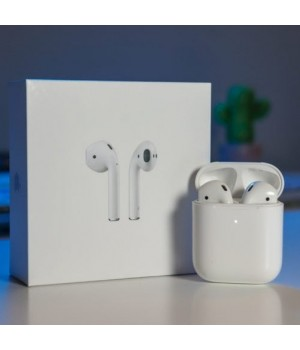 Навушники Apple AirPods with Wireless Charging Case