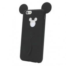 Кейси iPhone 6/6S Дешевий Силікон Міккі Маус